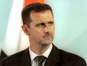 الأسد يرفض فى مقابلة مع وسائل إعلام روسية مطالبات تخليه عن الحكم