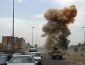 """مصدر عراقى: إصابة 4 أشخاص بانفجار عبوة من مخلفات """"داعش"""" فى الفلوجة"""
