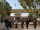 أ.ش.أ: وفد الفصائل الفلسطينية يعبر ميناء رفح فى طريقه إلى القاهرة