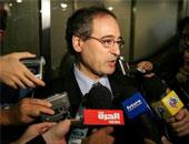 نائب وزير خارجية سوريا متفائل إزاء المحادثات مع الجماعات الكردية