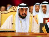 رئيس الإمارات وولى عهد أبو ظبى وحاكم دبى يعزون فى وفاة الرئيس التونسى