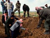 اكتشاف مقبرة جماعية فى العراق تضم أطفال أعدموا بالرصاص