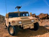 المرصد: عربات عسكرية أمريكية تظهر فى معارك سوريا