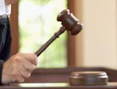وصول هيئة محاكمة المتهمين بقتل اللواء نبيل فراج بأحداث كرداسة لمعهد الأمناء