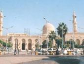 """إنهاء مشكلات مسجد """"إبراهيم الدسوقى"""".. واستئناف الإصلاحات اليوم"""
