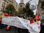 الآلاف يشاركون فى مسيرة مناهضة للإسلاموفوبيا فى باريس