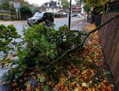"""السلطات البريطانية تطلق تحذيرا للمواطنين مع اقتراب العاصفة """"إلينور"""""""