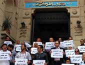السبت.. وقفات احتجاجية للأطباء بالمستشفيات للمطالبة بمحاكمة أمناء المطرية