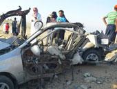 أسماء 13 من شهداء حادث سيناء الإرهابى