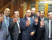 """أسماء المستشارين الـ10 المحالين للمعاش فى قضية """"قضاة من أجل مصر"""""""