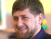 """تقليد رئيس الحكومة الشيشانية وسام """"خدمة دين الإسلام"""""""