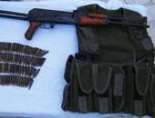 الداخلية تضبط 35 قطعة سلاح وتنفذ 52 ألف حكم