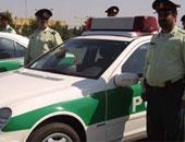 مقتل شرطى وإصابة 2 آخرين فى هجوم على سيارة شرطة بإيران