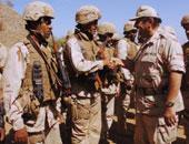 قصف مدفعى واشتباكات بين قوات الجيش السعودى والحوثيين على الحدود