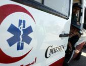 مدير الهلال الأحمر المصرى يشيد بالدعم السويسرى للمنظمة لخدمة اللاجئين
