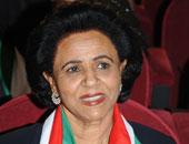 فريحة الأحمد مشيدة بنجاح مؤتمر الشباب بشرم الشيخ : يؤكد استقرار مصر