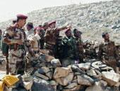 الجيش اليمنى يكبد المليشيا الحوثية خسائر بشرية ومادية فى نهم