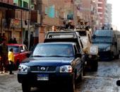 سقوط 16 متهما بحيازة مواد مخدرة فى حملة مكبرة لمباحث الإسكندرية