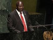 زعيم المتمردين فى جنوب السودان يصل العاصمة للمرة الأولى منذ 2016