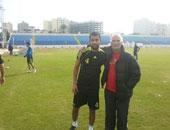 عبد الفتاح الجارم: أحرزت بطولتيّ كأس مصر  على حساب الأهلي والزمالك