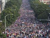 الآلاف يحتشدون فى كمبوديا للمشاركة فى تشييع جنازة الناشط السياسى كيم لى