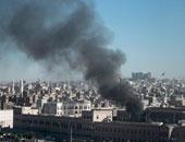 اشتباكات بجوار مبنى التلفزيون اليمنى وجامعة صنعاء تعلن وقف الدراسة