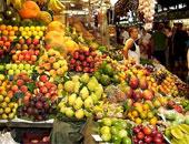 أسعار الفاكهة والخضراوات اليوم.. التفاح بـ10جنيهات والبطاطس بـ2.50جنيه