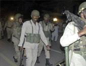 مقتل أربعة جنود باكستانيين فى هجومين ارهابيين على الحدود الغربية