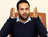 """محمود بدر لمسئول""""بداية"""": أنتم تجار دماء """"اتكسفوا""""..و""""دياب"""":""""خلى عندك دم"""""""