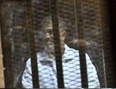 استئناف محاكمة مرسى فى قضية الهروب الكبير عقب الاستراحة