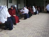 إضراب أطباء وتمريض مستشفى اليوم الواحد برأس البر بسبب الغياب الأمنى