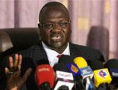 نواب رئيس جنوب السودان يؤدون اليمين الدستورية