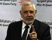 """قيادى بمصر القوية: """"أبو الفتوح"""" لن يترشح لرئاسة الحزب"""