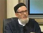"""نشأت الديهى يعرض فيديو لمفتى ليبيا المعزول """"الغريانى"""" وهو يجيز تنفيذ عمليات إرهابية"""