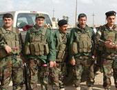 القوات الكردية السورية تأمل فى الدعم بعد إسقاط أمريكا أسلحة جوا