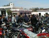 الشرطة تتصدى لإرهاب الموتوسيكلات وتضبط 766 مركبة مخالفة بالمحافظات