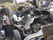 مقتل 18 شخصا فى تفجير انتحارى بشمال شرق نيجيريا