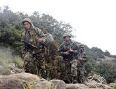 الجيش الجزائرى يدمر 7 مخابئ للإرهابيين.. وضبط 14 مهاجرا غير شرعى