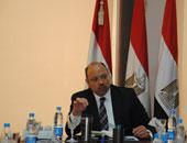 بدء لقاء وزير المالية مع حملة الماجستير والدكتوراه بمقر الوزارة