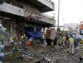 مقتل شخص وإصابة 5 آخرين فى انفجار سيارة مفخخة بالعاصمة بغداد