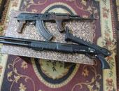 إحالة متهم بإحراز سلاح نارى وذخيرة بسوهاج لمحكمة الجنايات