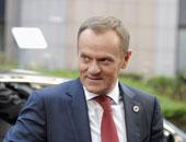 """فيديو.. رئيس المجلس الأوروبى يتجول فى باريس بـ """"سكوتر"""""""