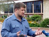 رجل الشيشان القوى رمضان قادروف يؤكد استعداده للتنحى