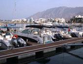 هيئة تنشيط السياحة تروج للرحلات البحرية باليخوت فى العين السخنة