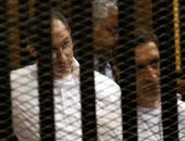 غدًا.. نظر استشكال جمال وعلاء مبارك على حبسهما بقضية قصور الرئاسة