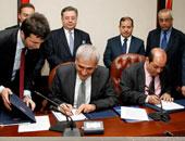 توقيع اتفاقية تعاون إعلامى بين التليفزيون المصرى و التركى