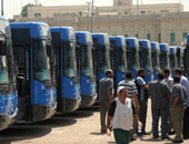 """غدا.. """"النقل العام"""" تدفع بمجموعة أتوبيسات جديدة بمواقف القاهرة الكبرى"""