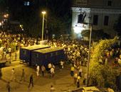 أسبوع الفوضى وهروب المساجين فى مصر