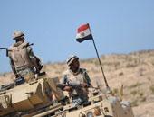 مقتل 3 عناصر إرهابية أثناء محاولتهم استهداف كمين أمنى بالشيخ زويد