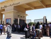 فتح معبر رفح أمام حركة السفر بين مصر وغزة